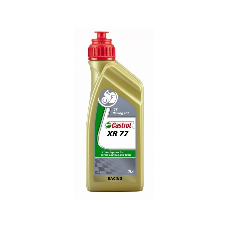 huile castrol xr77 bidon 1l huile moteur kart moto. Black Bedroom Furniture Sets. Home Design Ideas
