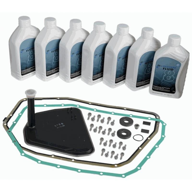 kit vidange zf pour boite automatique audi a4 8ec b7 3 2 fsi quattro. Black Bedroom Furniture Sets. Home Design Ideas