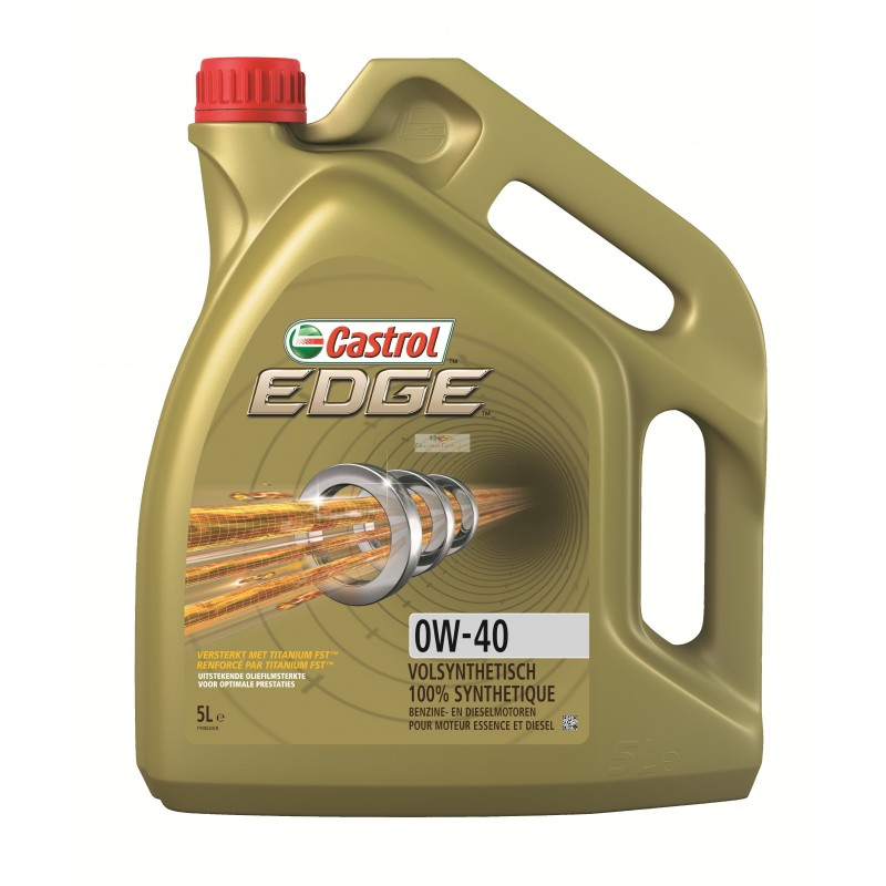 castrol edge 0w40 titanium huile moteur voiture. Black Bedroom Furniture Sets. Home Design Ideas