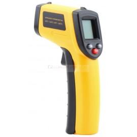Thermomètre infra rouge visée laser