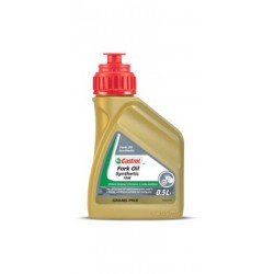 CASTROL Synthetic Fork Oil 2.5w , 5w et 10w en 0.5L
