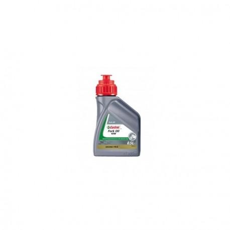 CASTROL Fork Oil 10w , 15w et 20w bidon 0.5L