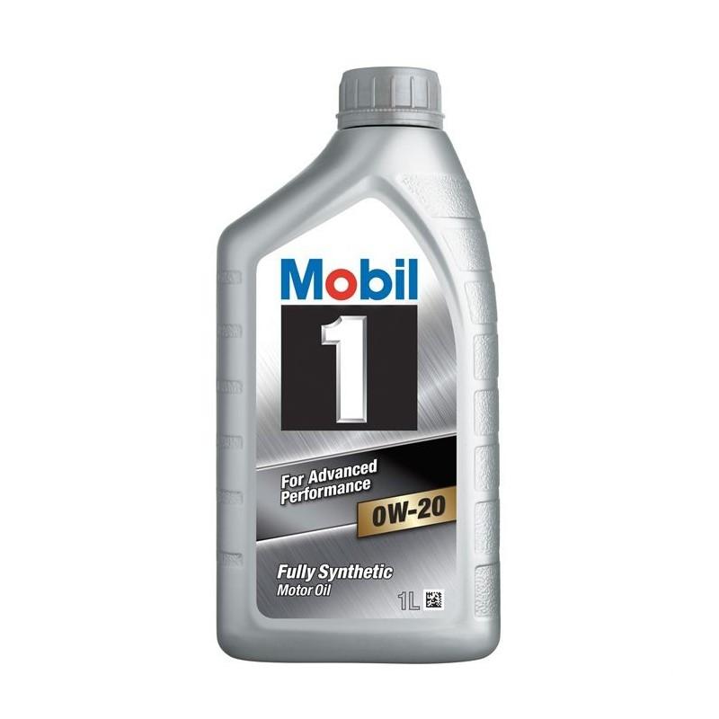 mobil 1 esp 0w 20 huile moteur voiture 100 synth se. Black Bedroom Furniture Sets. Home Design Ideas