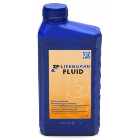 Huile boite automatique ZF LifeguardFluid 5