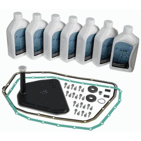 kit vidange zf pour boite automatique audi a6 4f2 c6 2 7 tdi quattro. Black Bedroom Furniture Sets. Home Design Ideas