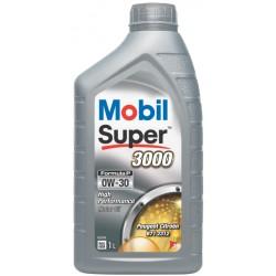 Mobil Super 3000 Formula P 0W-30 en bidon de 1L