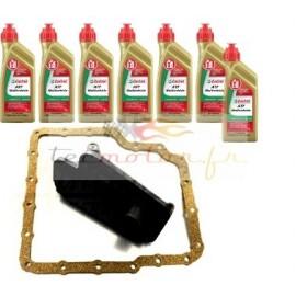 Emplacement filtre boite auto JATCO 5 vitesses