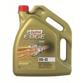 CASTROL Edge 0W40 Titanium Bidon 5L