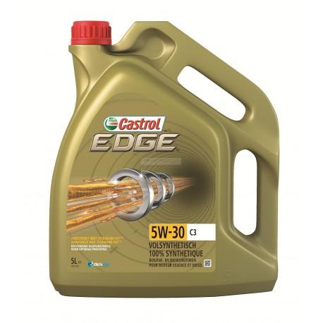 Castrol Edge 5W-30 C3 Huile Moteur bidon 5L