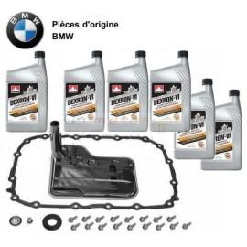 Kit vidange origine BMW pour boite auto GM BMW série 1, 3, X1, X3