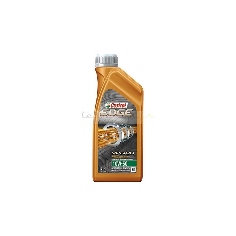 castrol edge supercar 10w60 titanium fst. Black Bedroom Furniture Sets. Home Design Ideas