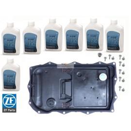 Kit vidange ZF boite automatique ZF 8 vitesses BMW Serie 3