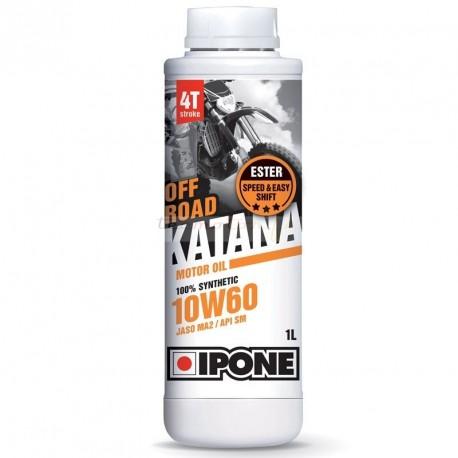 IPONE Katana Off Road 10W60