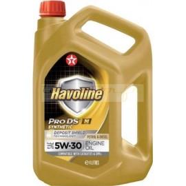 Texaco Havoline ProDS M 5W-30 Huile moteur