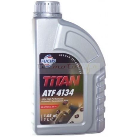 Huile Fuchs Titan ATF 4134 pour boite auto Mercedes