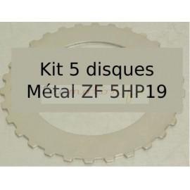 Kit disques acier BVA ZF 5HP19