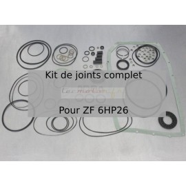Kit joints complet pour boite automatique ZF 6HP26