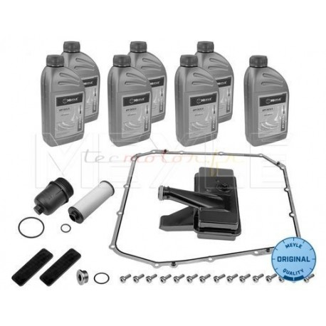 Kit vidange boite DSG 7 vitesses Audi avec 2 filtres