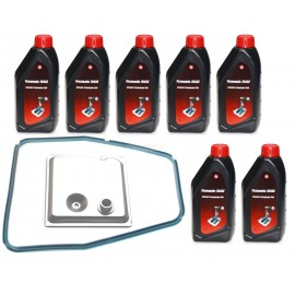 kit vidange boite automatique avec huile pour transmission ZF 4HP24 JLM664 LAND DISCOVERY P38A DEFENDER TEMPEST