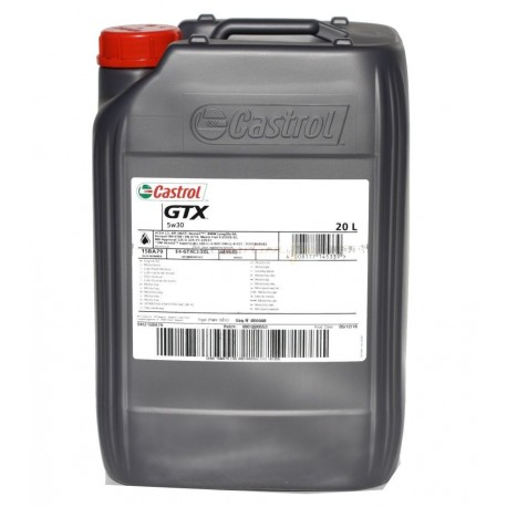 Castrol GTX 5W-30 A5 PRO bidon 20L