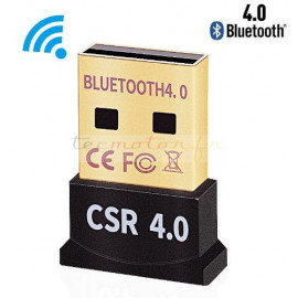 Mini Clé USB Bluetooth V4.0 EDR Dongle Adaptateur