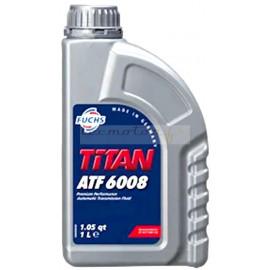 Fuchs Titan 6008 huile pour boite automatique ZF 8 vitesses