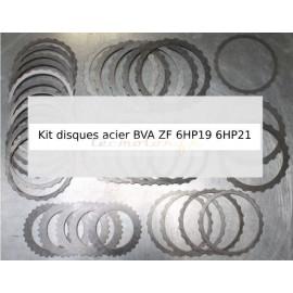 Kit disques acier BVA ZF 6HP19 6HP21 complet