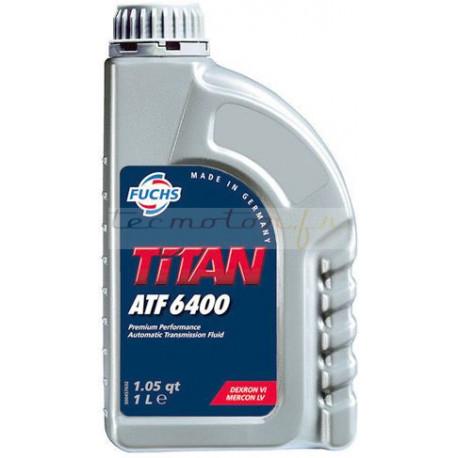 Huile Fuchs ATF Titan 6400 Dexron VI Mercon LV