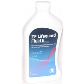 Huile ZF Lifeguard Fluid 6 huile ZF d'origine