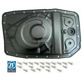 Carter acier d'origine ZF pour boite automatique ZF 6HP26 6HP28 avec vis Torx