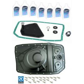 Kit conversion carter plastique vers métal ZF pour BVA ZF 6HP26 X , 6HP32
