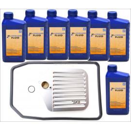 Kit crépine joints avec huile ZF pour BVA ZF 5HP19