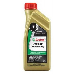 Liquide frein compétition Castrol React SRF Racing